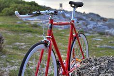 Republic Bikes Aristotle - Got one with a different color scheme.