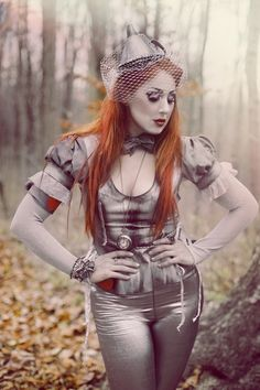 This Halloween, I'm Going as The Tin Man, Looking for a Heart ~~ Houston Foodlovers Book Club