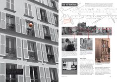 "Furore Magazine, Issue 15: The Paris locations of ""The Red Balloon, "" Published by Piet Schreuders"