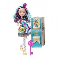 Ma soeur est d'accord pour m'offrir une poupée Madeline Hatter, je suis trop contente! >3<