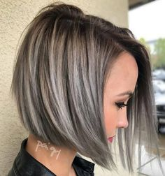 HOW-TO, Formulas & Pricing #behindthechair #grannygrey #silverhair