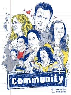 Community  Such a good show.