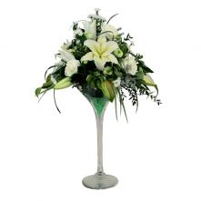 Giant Martini Vase