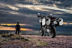 Ducati have added two new additional models to the Multistrada 1200 model range in the form of the Enduro model, while also reintroducing the Pikes Peak edition. Multistrada Enduro