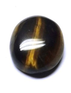 Certified 6.508 Ct. Natural Tiger's Eye Oval Cabochon loose Gemstone TI 121701 #RidhimaGems