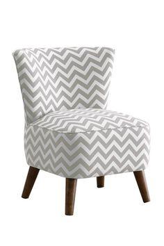 Modern Chair - Zig Zag Ash-White by Gold Coast on @HauteLook