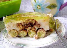 W Mojej Kuchni Lubię.. : pyszny deser z gruszkami...