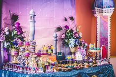 SHIMMER AND SHINE ..Bianca is turning 5 !!! Birthday for My Little Daughter  | CatchMyParty.com