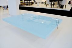 Swimming Pool Coffee Table by Freshwest Design | Inqmind