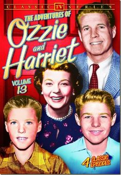 The Adventures of Ozzie and Harriet aired on ABC-TV from October  3, 1952 to September 3, 1966.