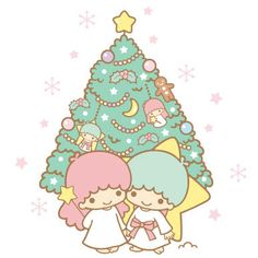 ☆ Little Twin Stars ★ #sanrio
