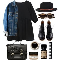"""She way out"" by hanye on Polyvore"