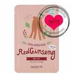 Skin 79 Garden Mascarilla Ginseng Rojo