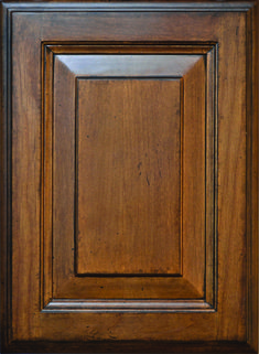 Andros Raised Panel Door  Available Material: Standard Wood Species Color Shown: Lucca Designer Finish on Alder Material Available in All Outside Profiles - Shown with Venice Outside Profile Raised Panel Doors, Face Framing, Custom Cabinetry, Lucca, Wood Species, Cabinet Doors, Color Show, Overlays, Venice