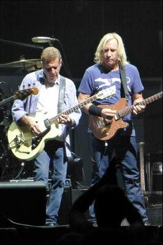 Glen Frey & Joe Walsh