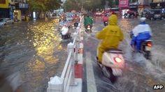 Typhoon Kai-Tak claims 27 lives as floods hit north Vietnam