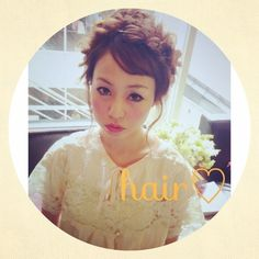 「 ヘアアレンジ♡ 」の画像|My Style|Ameba (アメーバ)