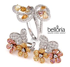 Is your jewelry box ready for spring? Add beautiful spring ready baubles to your collection #Belloria