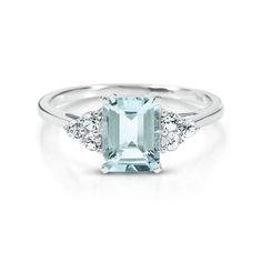 50b7862503f anel-de-noivado-agua-marinha-ouro-branco Jóias De Ouro
