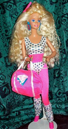 1989 Barbie And The All Stars (Barbie | Flickr - Photo Sharing!