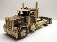 1995 Peterbilt 379 Truck and Lowbed