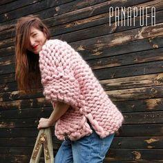 Pull en maille épaisse, gilet de grosse laine, Super gros pull de laine, pull en tricot géant, gros pull, cardigan en grosse laine tricot,