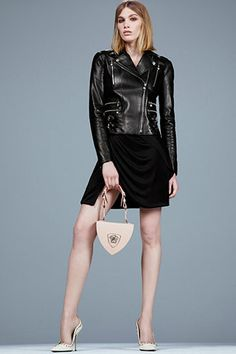 The Edgiest Way To Go Glam — A Style Lesson From Versace #refinery29