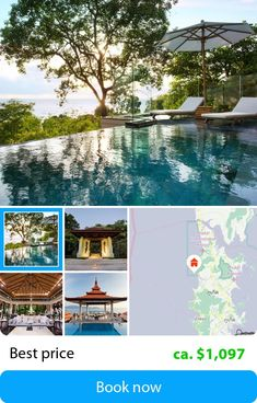 Trisara (Cherng Talay, Thailand) – Book this hotel at the cheapest price on sefibo.