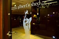 Alberts shed Manchester