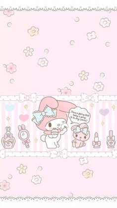 My Melody #Belief #Miracle (*^o^*)