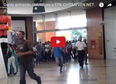 Gente desesperada entrando a Tiendas EPK  http://www.facebook.com/pages/p/584631925064466
