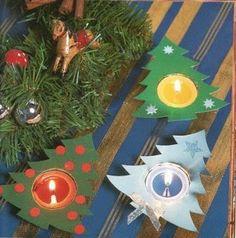Christmas candle...