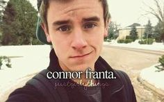 Connor Franta. Nothing else must be said.