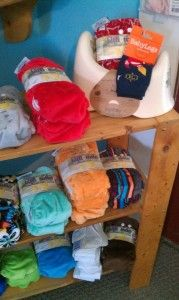 'A Peek in the Shop' on the TGN Blog.