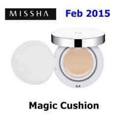[ Missha ] M Magic Cushion SPF50+ PA+++ 15g(New2015), Korean Best Cosmetics, Free Shipping