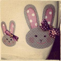 Részlet részlet nyuszis részlet. :) #nyuszi #bunny #húsvét #sweety #cuki #patchwork #foltvarrás #quilt #szeretet http://ift.tt/1QyvvJe