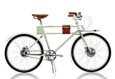 1 | Kickstarting: IDEO's Ultra-Elegant, Retro-Cool Electric Bike | Co.Design: business   innovation   design
