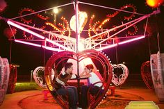 Awesome carnival engagement photos .... Audrey Hannah Photo Blog