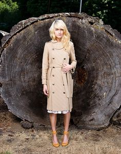 Cleverly Chic - Pinterest Friday: Fall Coats