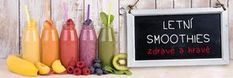 Zdravé smoothie recepty - ovocné a zeleninové nápoje | Elixi.cz