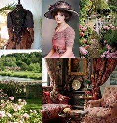 #GreatBritain, #Scottish, #Irish twist #Victorian #English tartan cottage fashion love black #manor #garden #pink #inetrior #jetbeads #view #lovely. www.ouwbollig.eu