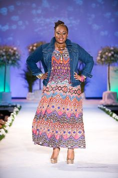 Full Figured Fashion Week™ Finale: Evans - Full Figure Plus http://www.awin1.com/awclick.php?mid=1423=115685