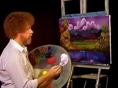 Bob Ross The Joy of Painting Season 4 Episode 2 Tranguil Valley