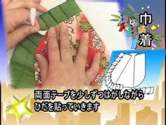 仙台七夕まつり 七つ飾りの作り方③ Tanabata crafts DIY