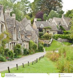 Bibury - Download From Over 54 Million High Quality Stock Photos, Images, Vectors. Sign up for FREE today. Image: 20612498