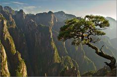 Yellow Mountain, China