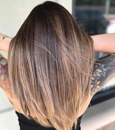"@camouflageandbalayage on Instagram: blend, ombre, brunette to blonde ""Thank You to the breeze for helping me show off this seamless blend ❤️"""
