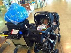 Is it better to drive or fly home at the holidays with baby twins? Our fans offered their advice and tips to help you get through holiday travel!