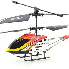 Mini Metal Gyro RTF RC Toys Outdoor Game 3 Channel IR Remote Control Helicopter *** Be sure to check out this awesome product. (This is an affiliate link and I receive a commission for the sales)