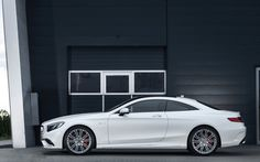 IMSA unveils Mercedes-Benz S63 AMG Coupe with 720HP 2